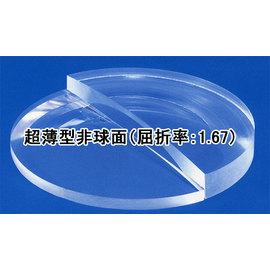 超薄型非球面(1.67)